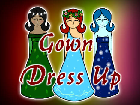Gown Dress Up Game
