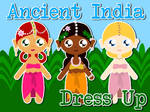Ancient Indian Dress Up Game