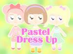 Pastel Dress Up Game