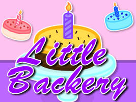 Little Bakery - A Cake Maker Game by xVanyx