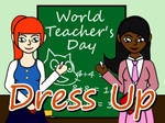 Teacher Dress Up Game
