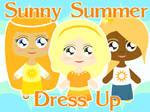 Sunny Summer Dress Up Game