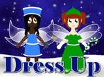 Winter Fairy Dress Up Game [Advent Calendar #5]