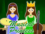 Princess Amy Music Dress Up Game