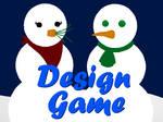Snow Man Design Game [Day 18]