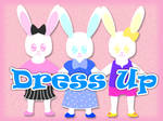 Bunny Dress Up Game [Day #20]
