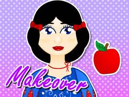 Lovely Snow White Makeover Game by xVanyx