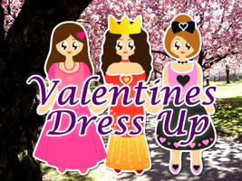 Amy Valentines Dress Up Game by xVanyx