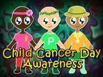 Childhood Cancer Awareness Day Dress Up Game