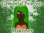 Elemental Earth Princess Makeover Game