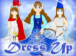 Warrior Princess Dress Up Game