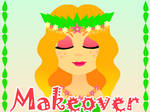 Flower Magic Dress Up and Makeover Game
