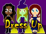Witch Dress Up Game - Halloween Special