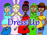 Mom to Be Dress Up Game