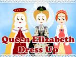 Queen Elizabeth I Dress Up Game