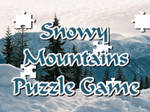 Snowy Mountains Puzzle