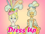 1780's Paper Doll Dress Up Game