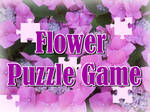 Flower Puzzle Game