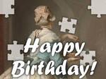 Birthday Cake Puzzle Game