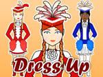 Funkenmariechen Dress Up Game