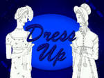 1810's Paper Doll Dress Up Game
