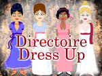 Directoire Dress Up Game