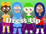 Childhood Cancer Awareness Dress Up Game v2