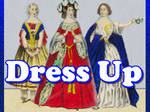 Jenny Lind Paper Doll Dress Up Game