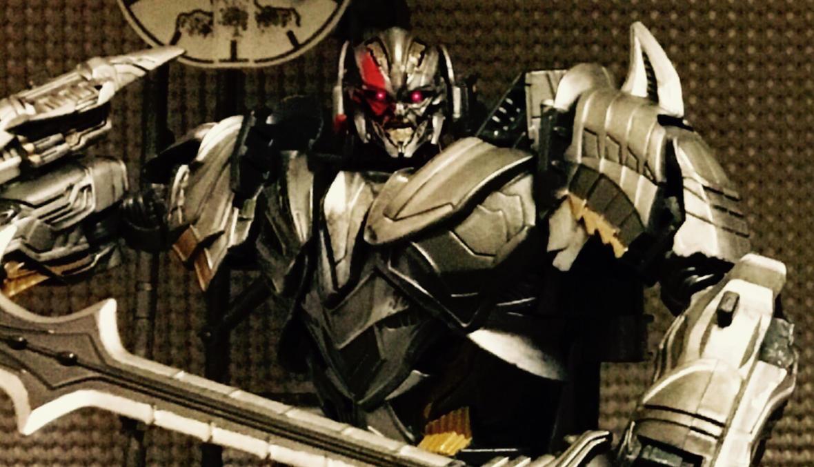 The Return of Megatron by DriftsEdge on DeviantArt