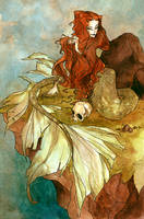 Little Mermaid by AbigailLarson