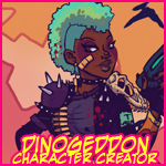 Dinogeddon Character Creator by kayliesaurus-rex