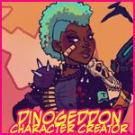 Dinogeddon Character Creator