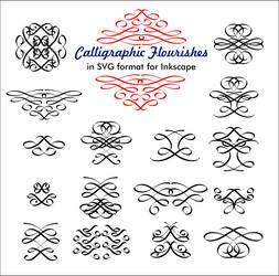 Calligraphic Flourishes
