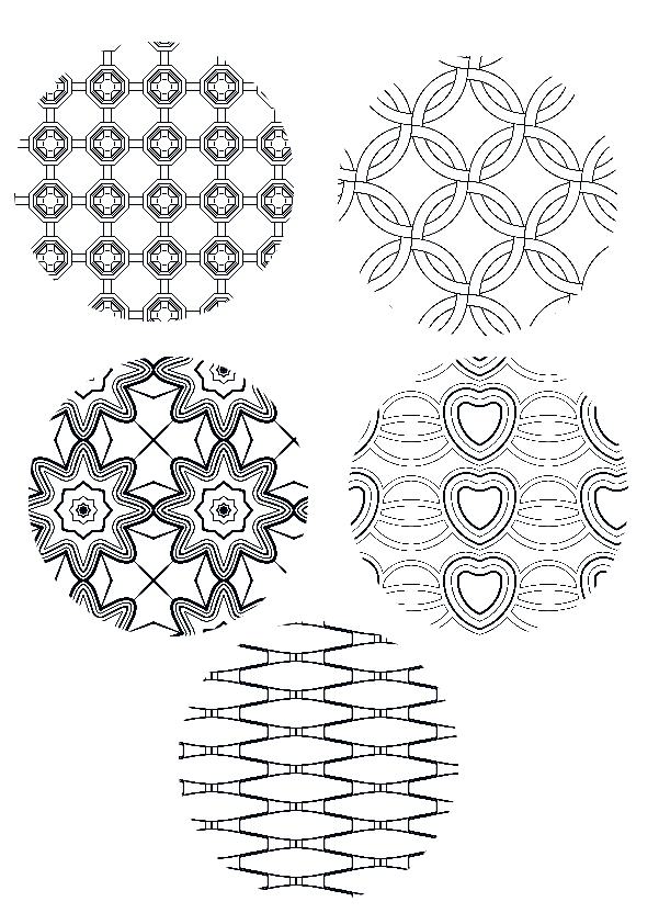 SketchBook Patterns by hashms0a