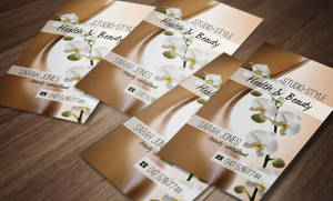 Free Fashion Psd Business Card By Mct2art-d6a461g