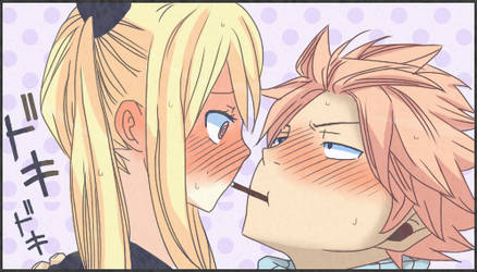 Fairy Tail: shippings by Sabinaa