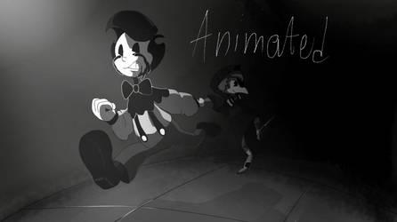 30's cartoon scp animation by Mimumik