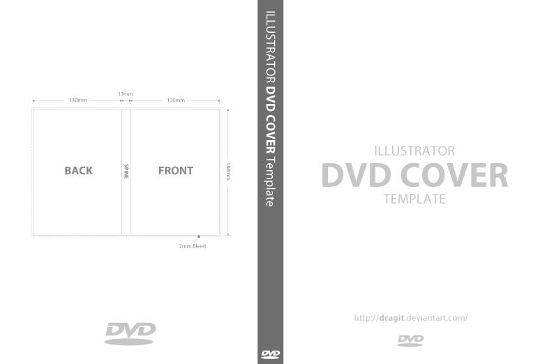 dvd insert sizes