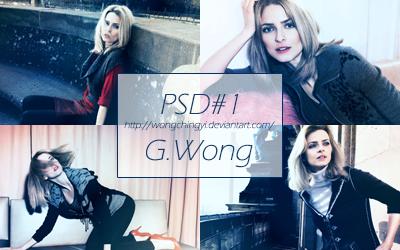 [20140621]PSD#1 by WongChingYi