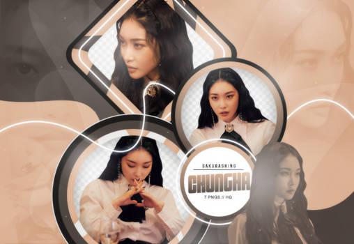 [PACK PNG #103] - ChungHa