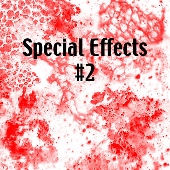 Special Effects Brushes 2 by RaZoRLeAf