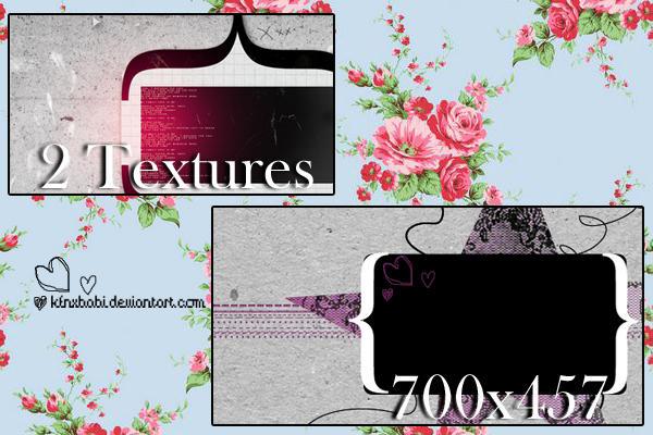 2 Bracket textures by kfnxbabi