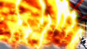 Lightning Flame Dragon Roar! by EmoHinata11