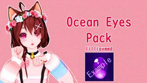 [P2U] Ocean Eyes - 50 pts +more colors