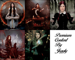 Danielle Campbell witch manip pack