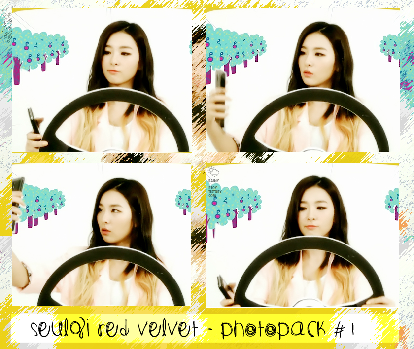 Pack png Irene + Joy Red Velvet #1 ~ 2 Render by Leila-Yeol on ...