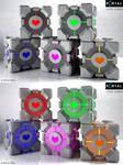 Portal Love Cubes