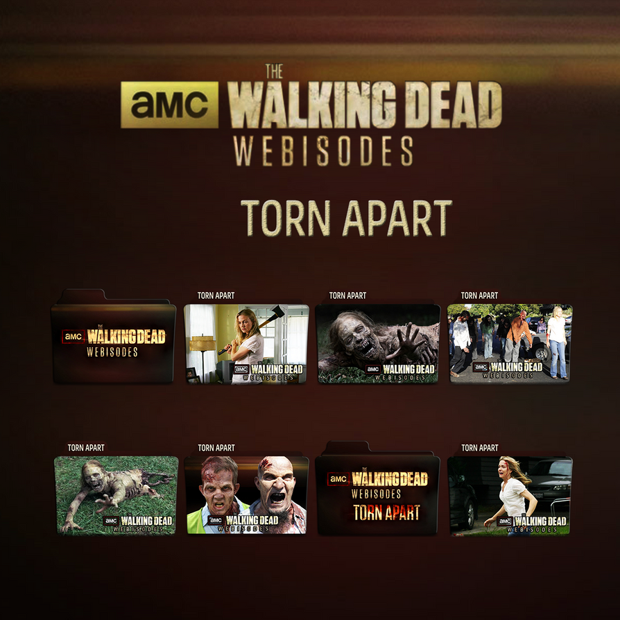 Torn Apart: The Walking Dead Webisodes: Torn Apart By F0l13aD3ux On