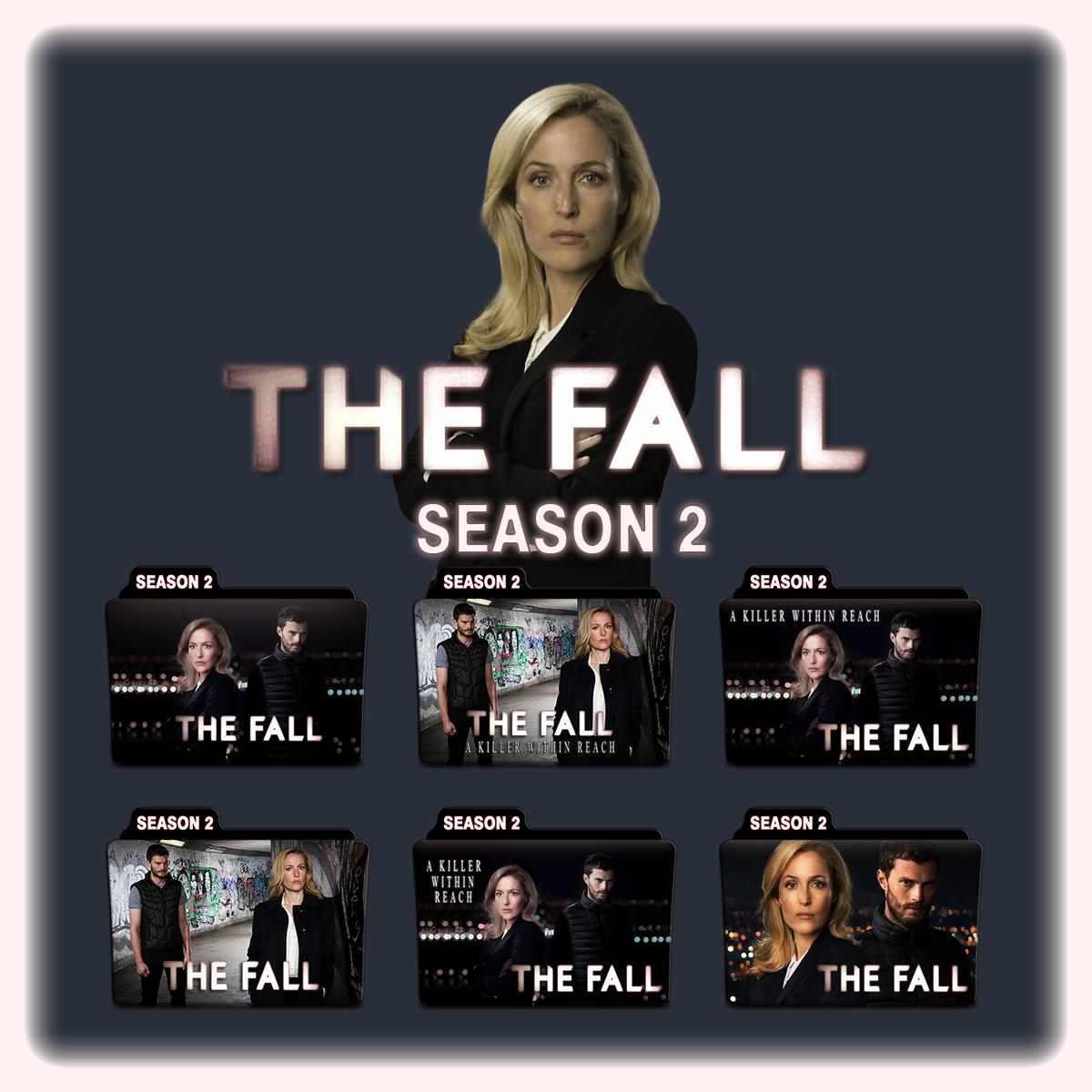 The Fall folder icons: Season 2 by F0l13aD3ux on DeviantArt