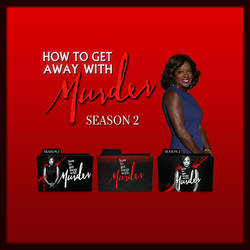 How To Get Away With Murder folder icons: S02